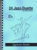 24 Jazz-Duette in Eb